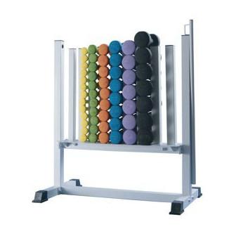 Mueble para pesas