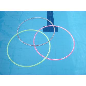 """Aro """"Hula - Hop"""" 82cm en rayas bicolor"""