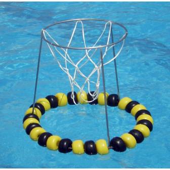 Básket acuático fijo acero inox
