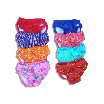 Bañador antiescape para bebés multicolor