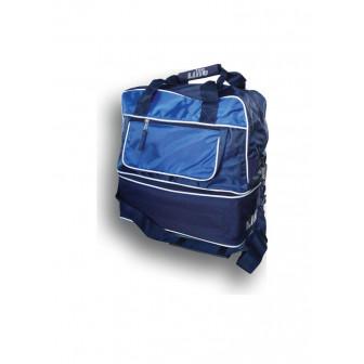 Bolsa pequeña con zapatillero - 36 x 35 x 23cm