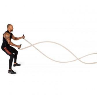 Cuerda funcional Blanca. 50mm x 15m.