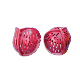 Cardio Bells. Resistencia Ligera. Color rojo.