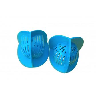 Sculpture Bells. Resistencia Alta. Color Azul.