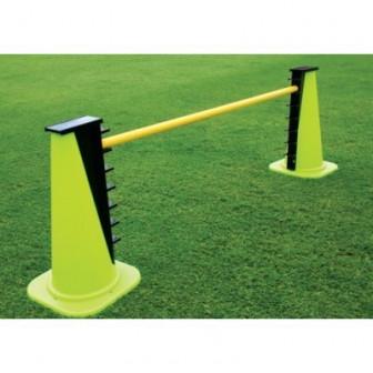 Set de obstaculos jump (2 conos, soportes y pica)