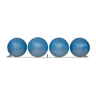 Soporte de pared para balones gigantes