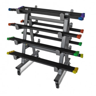 Rack para Fit Bar/ Body Bar