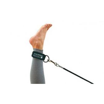 Bandas ajustables con velcro para tobillo
