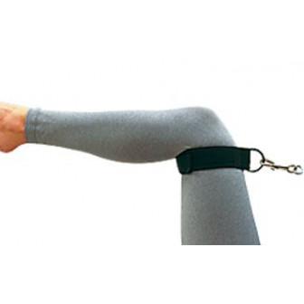 Bandas ajustables con velcro para muslo