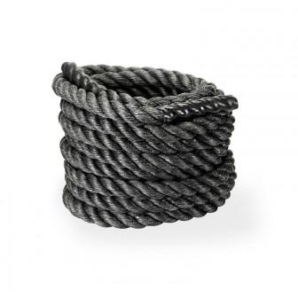 Cuerda Golpep Negra 15m . 50mm