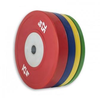 Discos Bumper Competición Olimpicos