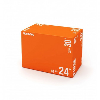 Cajón Pliometrico ZIVA ( 51cmx61cmx75cm)