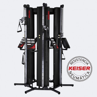 SIX PACK TRAINER KEISER