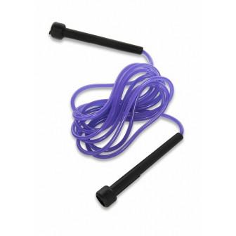 Cuerda de salto morada