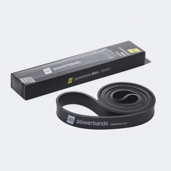 POWERBAND MAX EXTRA HEAVY BLACK