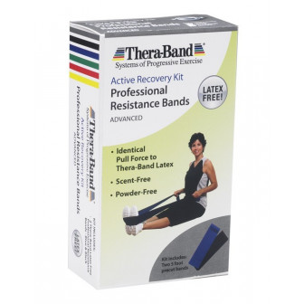 THERA-BAND LATEX FREE BANDS ADVANCED
