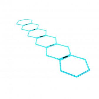 Escalera Agilidad hexagonal