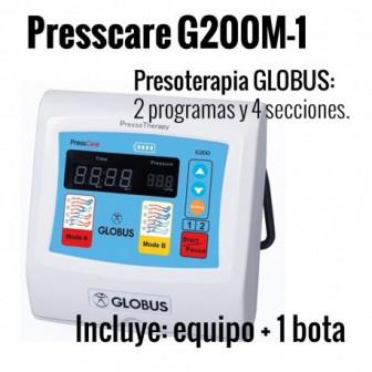 Presscare G200M-1(Bota talla M) 2 programas