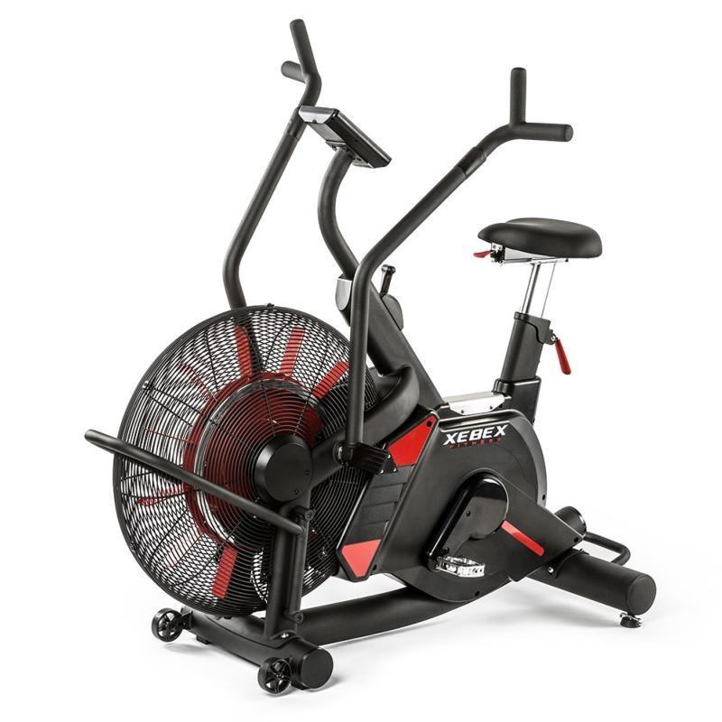 Air Plus Bike Xebex Magnetica Roja