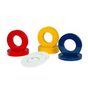 Pack de Discos Olimpicos Mini