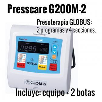 Presscare G200M 2 (Bota talla L) 2 programas