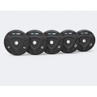 Discos de Goma Bumper Livepro