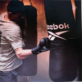 Saco de boxeo - Reebok (18kg)