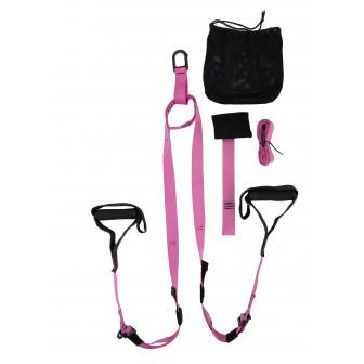 Suspension training Pink