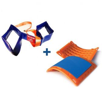 Pack tirante Musculador + T-BOW fibra