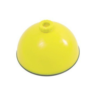 Base rellenable hueca con base antideslizante 24 cm